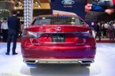 Lexus ra mat GS 200t, dong co tang ap 2.0 241 ma luc, gia 3,13 ti dong - Anh 44