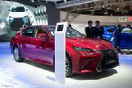 Lexus ra mat GS 200t, dong co tang ap 2.0 241 ma luc, gia 3,13 ti dong - Anh 46