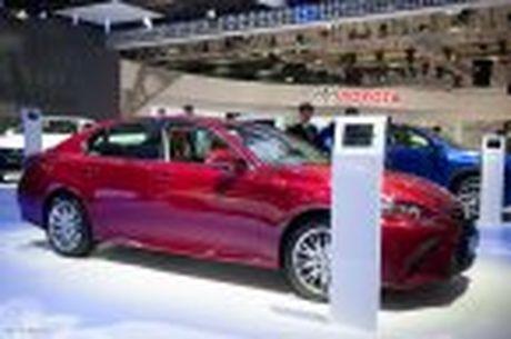 Lexus ra mat GS 200t, dong co tang ap 2.0 241 ma luc, gia 3,13 ti dong - Anh 47