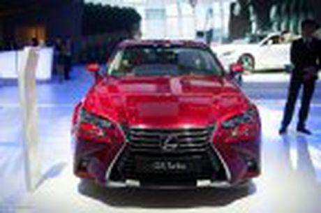 Lexus ra mat GS 200t, dong co tang ap 2.0 241 ma luc, gia 3,13 ti dong - Anh 48