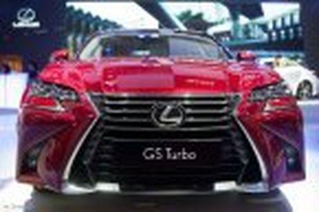 Lexus ra mat GS 200t, dong co tang ap 2.0 241 ma luc, gia 3,13 ti dong - Anh 49