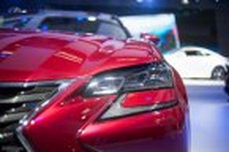 Lexus ra mat GS 200t, dong co tang ap 2.0 241 ma luc, gia 3,13 ti dong - Anh 50