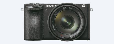 Sony bat ngo ra mat A6500: Cam bien 24MP, chong rung cam bien 5 truc, man hinh cam ung, $1400 - Anh 1