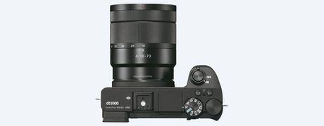 Sony bat ngo ra mat A6500: Cam bien 24MP, chong rung cam bien 5 truc, man hinh cam ung, $1400 - Anh 3