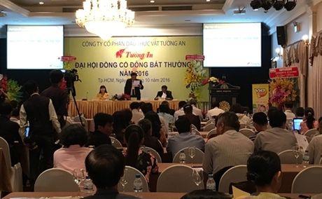 Ong Tran Le Nguyen tham gia Hoi dong quan tri dau Tuong An - Anh 1