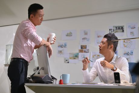 Phim Trung Quoc moi tren VTV1: Bo me tre (13h hang ngay, tu 6/10) - Anh 2