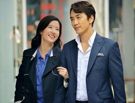 Song Seung Hun va Luu Diec Phi van dang rat hanh phuc - Anh 2