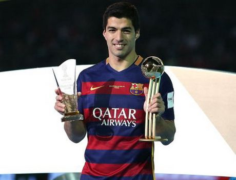 """Barcelona """"troi chan"""" MSN, Suarez nhan luong ngang Neymar - Anh 3"""