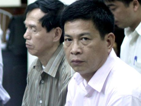 Nguyen Tong giam doc PMU 18 Bui Tien Dung duoc tam dinh chi phat tu - Anh 1