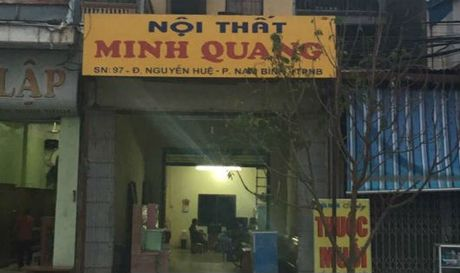 Ninh Binh: Vi sao nguoi dan phan doi quyet dinh cua UBND thanh pho? - Anh 1
