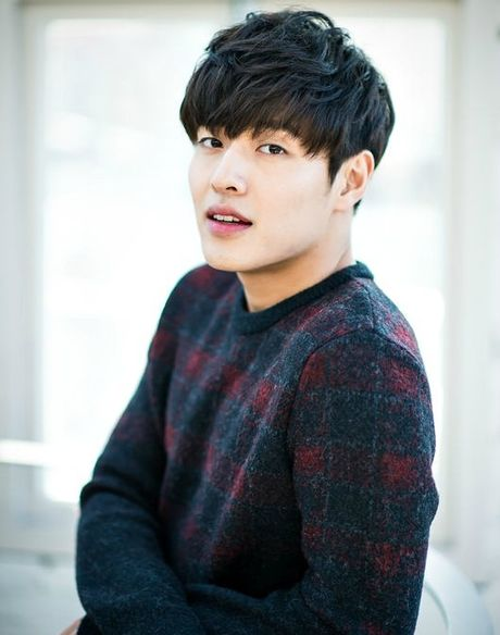 Phan ung gay bat ngo cua Kang Ha Neul khi duoc khen dep trai - Anh 2