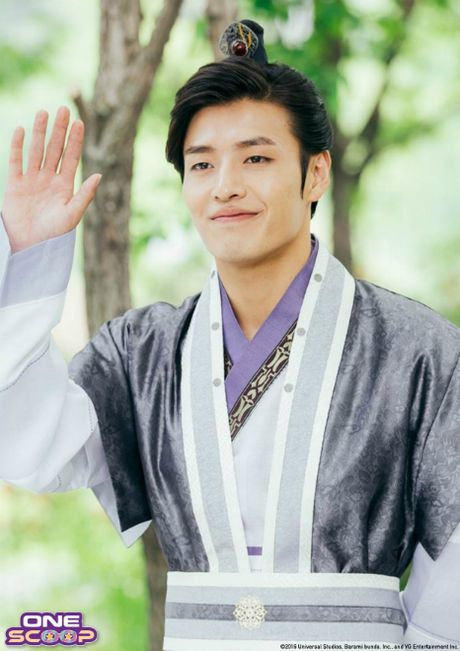 Phan ung gay bat ngo cua Kang Ha Neul khi duoc khen dep trai - Anh 3