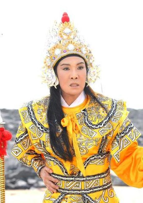 Cuoc doi 'ba chim bay noi' cua nghe si cai luong dinh dam Vu Linh - Anh 2