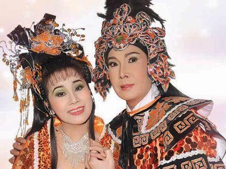 Cuoc doi 'ba chim bay noi' cua nghe si cai luong dinh dam Vu Linh - Anh 3