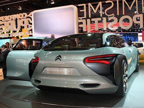 Ngan ngo truoc 5 mau xe dep nhat Trien lam Paris Motor Show 2016 - Anh 6