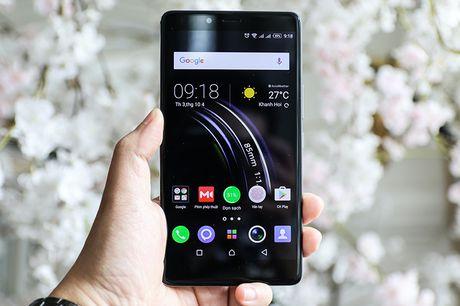 Lo dien smartphone 'an so' Infinix Zero 4 Plus tai Viet Nam - Anh 5