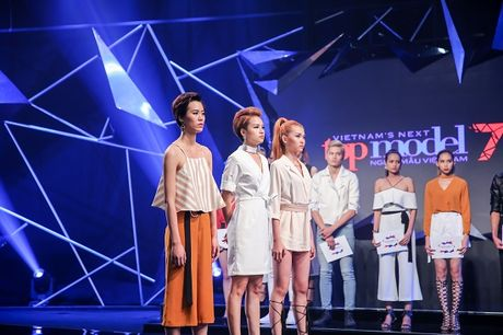 "Nhin lai hanh trinh ""Break the rules"" cua Vietnam's Next Top Model 2016 - Anh 5"