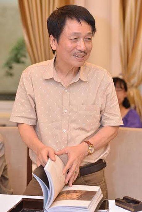 Hoi uc Phu Quang: Tu tinh nguoi nghe si cuong si Ha Noi - Anh 1