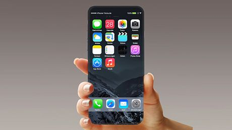Them bang chung cho thay nut Home tich hop trong man hinh iPhone 8 - Anh 1