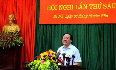 Bi thu Hoang Trung Hai: Bo Cong an da vao cuoc dieu tra vu ca chet o Ho Tay - Anh 1