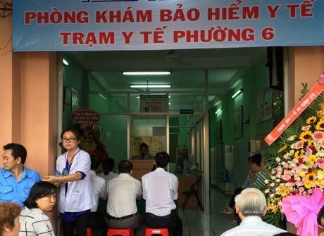 Bac si duoc thue tram y te lam phong kham - Anh 1