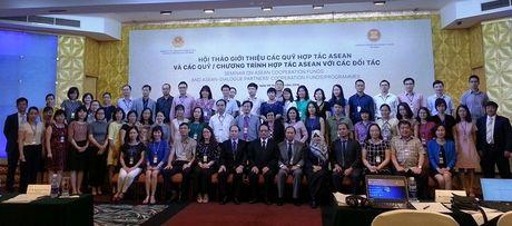 Chu dong khai thac, su dung hieu qua Quy hop tac ASEAN - Anh 1