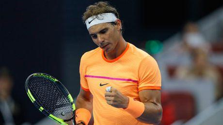 Nadal - Mannarino: Hai set trai nguoc (V2 China Open) - Anh 1