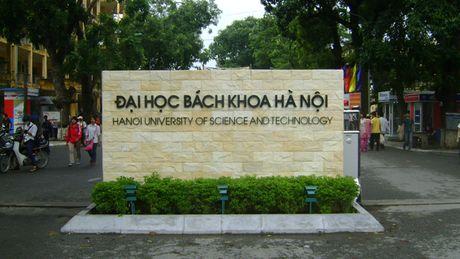 Dai hoc Bach khoa Ha Noi duoc xet tuyen thac si khoa hoc - Anh 1