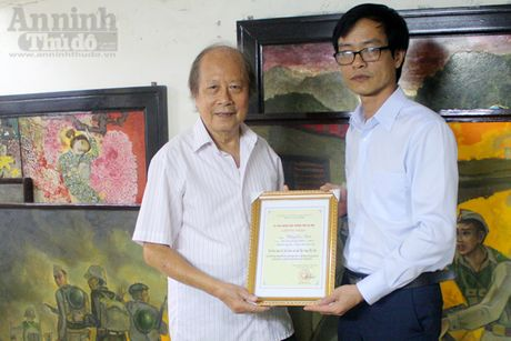 Bao tang Ha Noi to chuc trung bay tai lieu, hien vat suu tam nam 2015-2016 - Anh 1