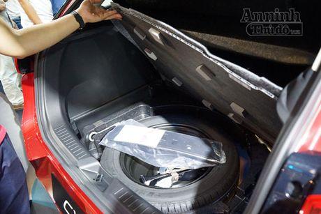 Chi tiet Mazda CX-3 lan dau ra mat khach hang Viet - Anh 14