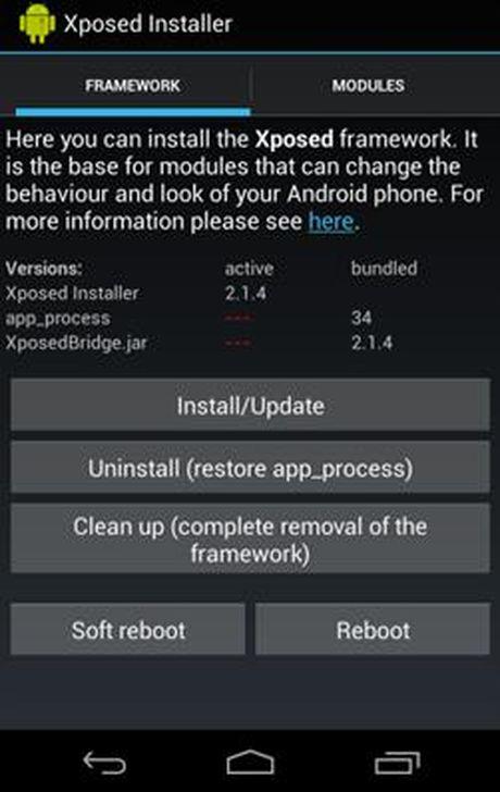 Hien thi toc do mang tren thanh trang thai cua Android - Anh 3
