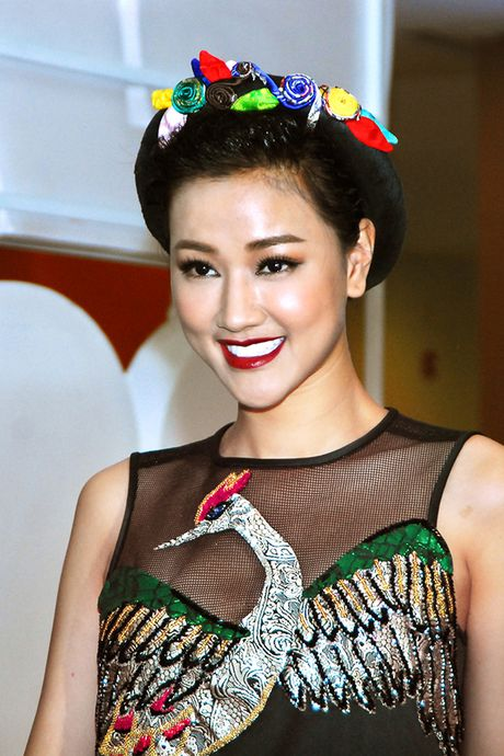 Doan Trang lo so chong se khoc khi dong canh hon - Anh 5