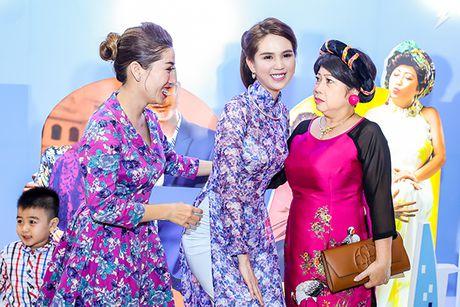Doan Trang lo so chong se khoc khi dong canh hon - Anh 7