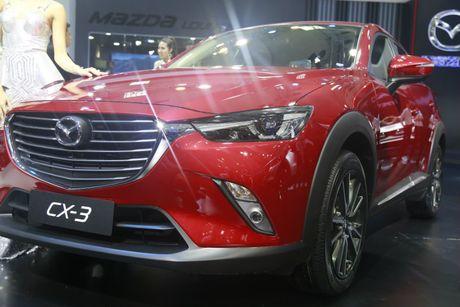 Mazda tung ra bo doi SUV moi, canh tranh cung Toyota - Anh 1