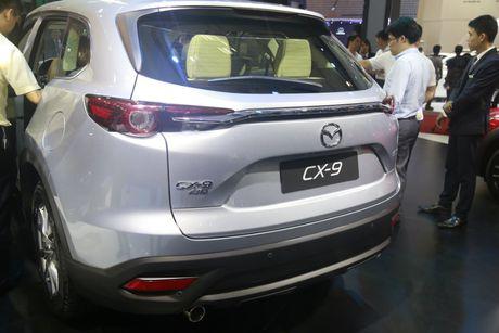 Mazda tung ra bo doi SUV moi, canh tranh cung Toyota - Anh 7