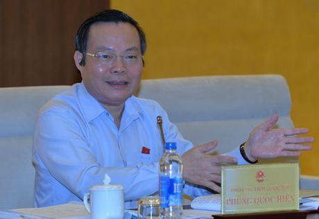 Pho Chu tich Quoc hoi de xuat thao luan nghi truong xuyen dem - Anh 1