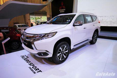 Mitsubishi Pajero Sport the he moi ra mat, gia tu 1,4 ty dong - Anh 13
