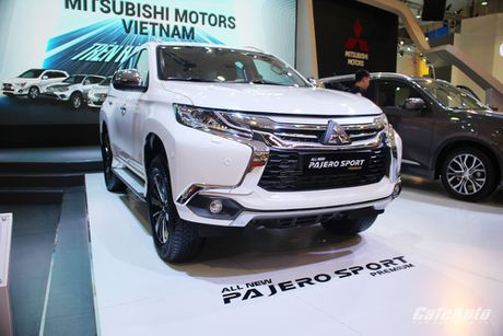 Mitsubishi Pajero Sport the he moi ra mat, gia tu 1,4 ty dong - Anh 2