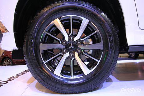 Mitsubishi Pajero Sport the he moi ra mat, gia tu 1,4 ty dong - Anh 7