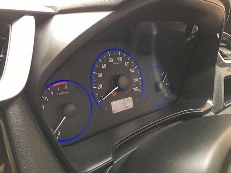 Ngam Honda Brio facelift 2016 ban ra tai An Do - Anh 4