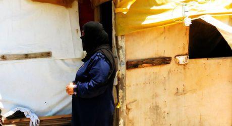 IS dung vo con de chuyen lau vu khi vao Syria - Anh 1