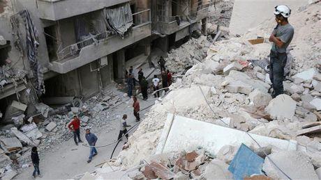 Obama can nhac ap them bien phap trung phat Syria - Anh 1