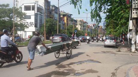 Xu ly 1.948 truong hop xe cho hang cong kenh - Anh 2
