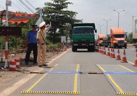 Phu Yen: Ngung hoat dong Tram kiem tra tai trong xe luu dong - Anh 1