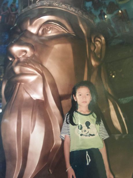 Thuy Van lan dau khoe anh thoi tho au - Anh 4