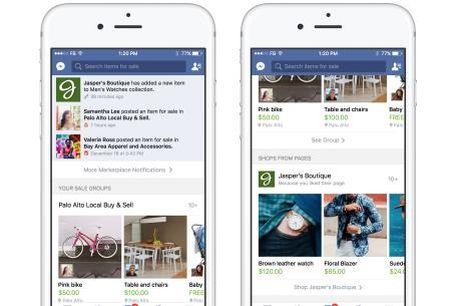 Facebook xin loi vi de Marketplace tran ngap cac mat hang bat hop phap - Anh 1