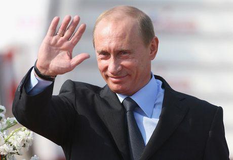 Putin se ky niem sinh nhat lan thu 64 o dau? - Anh 1
