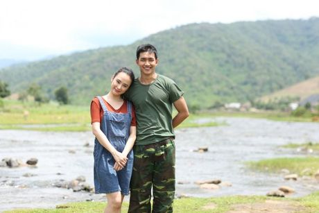 Bo nhung lua, Angela Phuong Trinh len vung cao day hoc cung Vo Canh - Anh 3