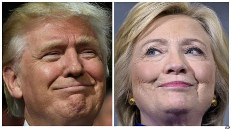 Dan Trung Quoc chuong ba Clinton hay ong Trump? - Anh 1