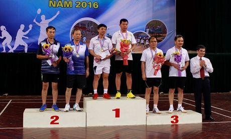 CD Tong Cty luong thuc mien Bac: Be mac Hoi thao can bo CNV – LD nam 2016 - Anh 2